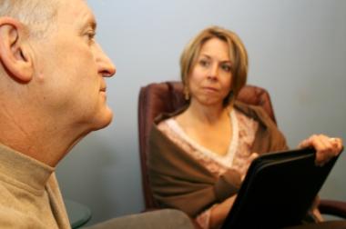 Psykiske lidelser etter hjerneslag blir ofte oversett. Foto: iStockphoto