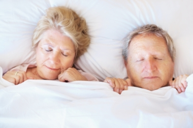 Mange av oss snakker, spiser, slår eller har sex i søvne. Foto: iStockphoto