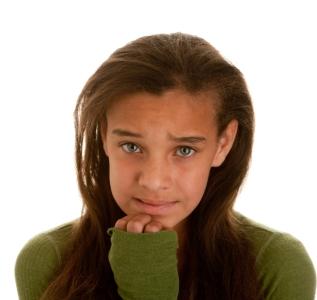 Generalisert angstlidelse debuterer ofte i ung alder. Foto: jlmatt, iStockphoto