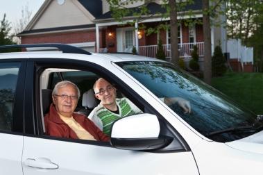 Det er ikke lett for legen å nekte folk å få kjøre bil. Foto: ImageegamI, iStockphoto