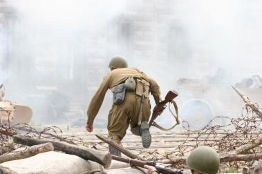 Mange soldater får psykiske seinskader etter oppdrag. Foto: fotorobs, iStockphoto