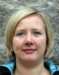 Portrettbilde av Hege Kornør