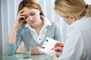 Psykiske plager var den aller hyppigste grunnen til besøk hos fastlegen. Ill.foto: AlexRaths, iStockphoto