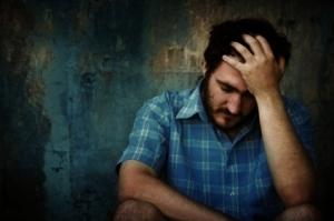 Opprettholdende faktor: Studier indikerer at grubling kan forsterke depressive sinnsstemninger. Ill.foto: hidesy, iStockphoto