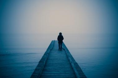 Depresjon er en av de vanligste psykiske lidelsene. Ill.foto: profeta, iStockphoto