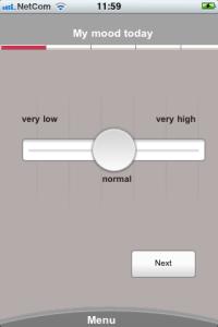 Skyvepotensimeter fra Bipol-app