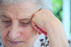 Depresjon rammer mange eldre. Ill.foto: bbbrrn, iStockphoto
