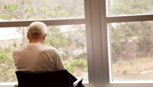 Depresjon rammer mange eldre. Ill.foto: fstop123, iStockphoto