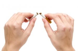 Det er sjelden enkelt å stumpe røyken. Ill.foto: winterling, iStockphoto