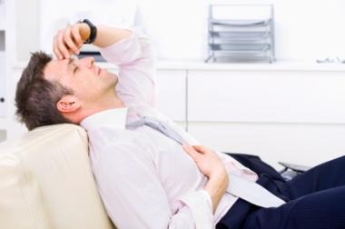 Dårleg søvn aukar risikoen for å falle ut av arbeidslivet. Ill.foto: nyul, iStockphoto