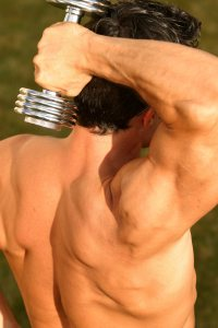 Doping er mest utbredt blant unge menn utenfor den organiserte idretten. Ill.foto: Colourbox