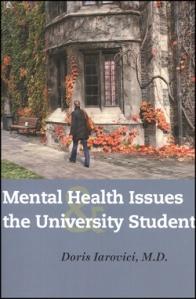 Studenter har høyere forekomst av psykiske problemer enn normalbefolkningen, og det gjør denne boka spesielt aktuell.