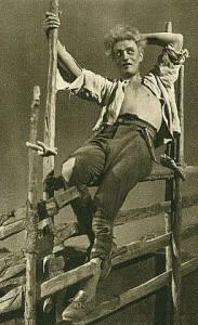 Svenske Gösta Eman er en av de mange store skuespillerne som har spilt Peer gjennom tidene. Ill.foto: Wikipedia.