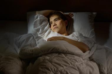 søvnløshet