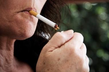 sigarettrøyking