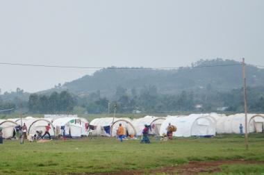 flyktningleir