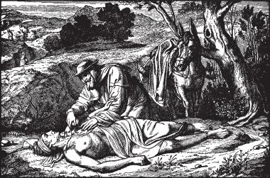 den barmhjertige samaritan