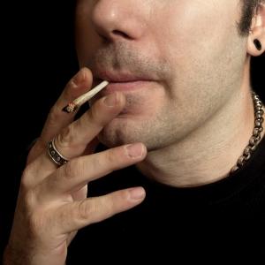 marihuanarøyking